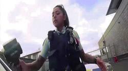 """Nữ cảnh sát New Zealand xinh đẹp gây """"bão"""" khi tự quay một ngày làm việc"""