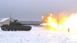 """Quân đội Ukraine hớn hở khoe """"cơ bắp"""" với 100 tăng T-64 cải tiến"""