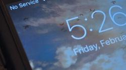 """Cách khắc phục sự cố """"Không có dịch vụ"""" trên iPhone 6s/iPhone 7"""