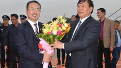 Ký kết quy chế vận hành cầu phao biên giới Việt Nam - Trung Quốc