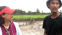 """Ai mà tin: 9X bỏ phố về quê trồng lúa sạch đưa """"nàng hoa"""" vươn xa"""