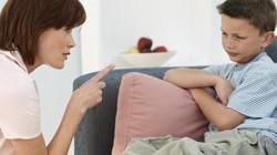 Nhìn 5 biểu hiện này, cha mẹ phát hiện ngay con đang nói dối