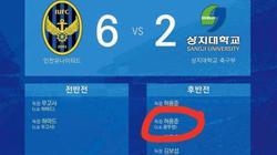 """Công Phượng lại """"lập công"""", Incheon United đại thắng 6-2"""