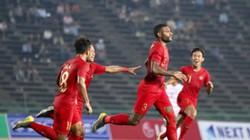 Hạ đẹp Campuchia, U22 Indonesia là đối thủ U22 Việt Nam ở bán kết