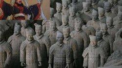 SỰ THẬT: Đội quân đất nung của Tần Thủy Hoàng làm từ... người thật