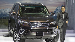 Toyota Fortuner nhiều khả năng sẽ quay về lắp ráp tại Việt Nam