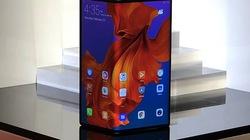 Huawei vừa tiết lộ chiếc điện thoại có thể gập lại tuyệt đẹp