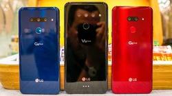 LG phản đòn Samsung và Huawei bằng loạt smartphone khủng