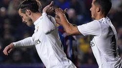 Ăn mừng bất thường, Bale tự cô lập mình tại Real Madrid