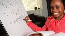 Thiên tài toán học nhỏ tuổi khiến cả nước Anh phải trầm trồ