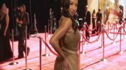 Nữ MC gốc Việt dẫn hậu trường thảm đỏ của Oscar 2019