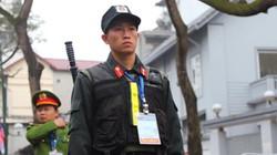 An ninh thắt chặt tại khách sạn nơi đoàn xe ông Kim Jong-un lưu trú