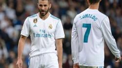 """Benzema thú nhận """"sự thật phũ phàng"""" về Cristiano Ronaldo"""