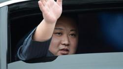 Ông Kim Jong-un rời ga Đồng Đăng về Hà Nội