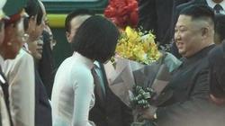 Chân dung cô gái xứ Lạng tặng hoa Chủ tịch Triều Tiên Kim Jong-un