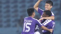 """Ngoại binh"""" lên thần"""", Hà Nội FC """"hủy diệt"""" CLB Campuchia 10-0"""