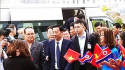 Du thuyền 5 sao đón phái đoàn Triều tiên thăm Vịnh Hạ Long