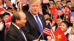 Ảnh: Thủ tướng Nguyễn Xuân Phúc hội kiến Tổng thống Donald Trump