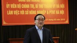 Bí thư Hà Nội: Làm gì cũng phải quan tâm tới đời sống của nông dân