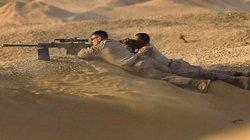 Uy lực khẩu súng bắn tỉa khiến phiến quân IS khiếp đảm