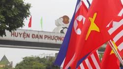 Ảnh: HTX Đan Hoài đã sẵn sàng đón phái đoàn Triều Tiên tới thăm