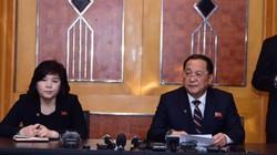 Triều Tiên bất ngờ tổ chức họp báo đúng nửa đêm ở Hà Nội