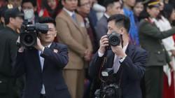 Phóng viên Triều Tiên đưa tin về ông Kim Jong Un ở Hà Nội như thế nào?