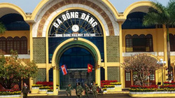 An ninh tại ga Đồng Đăng được siết chặt