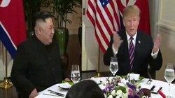 Dấu hiệu cho thấy ông Kim hiểu rõ ông Trump nói gì không cần phiên dịch