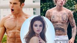 """Tình mới Selena Gomez là """"nam thần cơ bắp Hollywood"""", đẹp vượt trội Justin Bieber"""