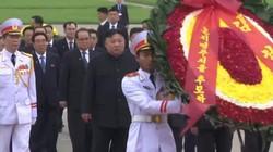 Ông Kim Jong-un vào Lăng viếng Chủ tịch Hồ Chí Minh