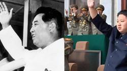 Ảnh: Vẻ giống nhau như lột giữa ông Kim Jong Un và lãnh tụ Kim Nhật Thành