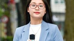 Nữ phóng viên VTV xinh đẹp tác nghiệp tại Hội nghị thượng đỉnh Mỹ - Triều