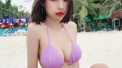 Vóc dáng quá gợi cảm, hot girl Thái Lan bất ngờ nổi đình đám