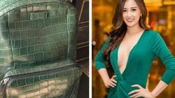 Mai Phương Thúy mạnh tay sắm balo hàng hiệu gần 1 tỷ đồng