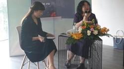 """Nhà thơ Kim Nhũ ra mắt tập thơ đầu tay """"Khúc ru lại về"""""""