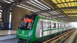 Giá vé đi tàu Cát Linh – Hà Đông cao nhất 200.000 đồng/người/tháng