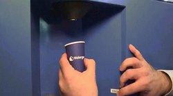 Kinh ngạc: Máy công nghệ tạo nước uống từ... không khí