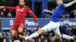 Clip: Chia điểm trước Everton, Liverpool mất ngôi đầu