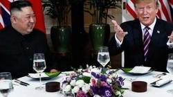 Chuyện giờ mới kể về phục vụ ăn cho ông Trump và ông Kim ở Hà Nội
