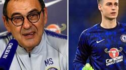 HLV Sarri nói gì khi xóa án phạt cho thủ môn Kepa?