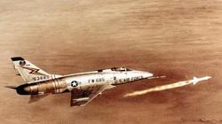 Thảm hại tên lửa không đối đất đầu tiên trong chiến tranh Việt Nam