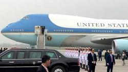 Chuyên cơ của Tổng thống Mỹ được bảo vệ ở Nội Bài như thế nào?