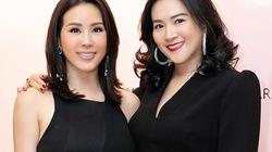 Hoa hậu Thu Hoài tiết lộ mối quan hệ đặc biệt với bà xã Bình Minh