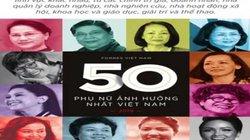 H'Hen Niê và chân dung 4 lãnh đạo NH lọt top  50  phụ nữ ảnh hưởng nhất VN