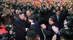 Đoàn tàu bọc thép chở ông Kim Jong Un về Bình Nhưỡng vào lúc nào?