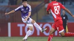 AFC sửa sai, trung vệ Duy Mạnh nhận vinh dự tại AFC Cup