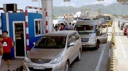 Mất dữ liệu tự đếm xe ở BOT Ninh Lộc, người dân nói sẽ làm lại