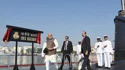 Nóng: Pakistan tố tàu ngầm Ấn Độ xâm nhập trái phép