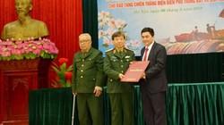 Khởi động hiến tặng tài liệu, hiện vật liên quan đến Chiến dịch Điện Biên Phủ